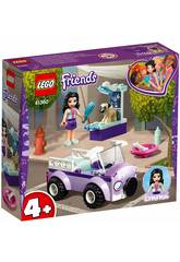 Lego Friends La clinica veterinaria mobile di Emma 41360