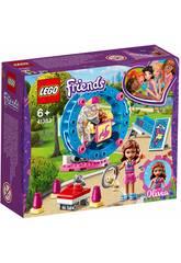 Lego Friends L'area gioco del Criceto di Olivia 41383