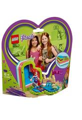 Lego Friends Caja Corazón de Verano de Mía 41388
