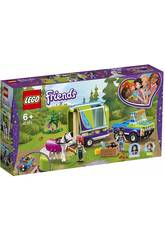 Lego Friends Mias Pferdetransporter 41371