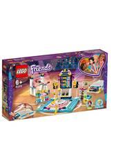 Lego Friends Exhibición de Gimnasia de Stephanie 41372