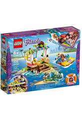 Lego Friends Misión de Rescate Tortugas 41376