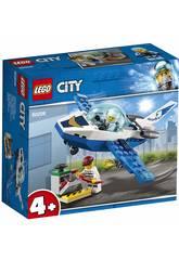 Lego City Polícia Aérea Jet Patrulha 60206