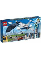 Lego City Police Aérienne Basse d'opérations 60210