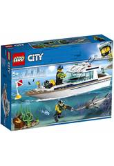 Lego City Yacht per immersioni 60221