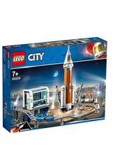 Lego City Space Port Cohete Espacial de Larga Distancia y Centro de Control 60228