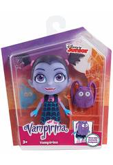 Vampirina Muñeca Básica con Mochila Bandai 78105