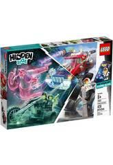 Lego Hidden Camión de Cascades du Feu 70421