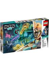 Lego Hidden Ataque al Shrimp Shack 70422