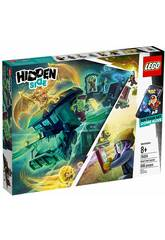 Lego Hidden Expreso Fantasma 70424