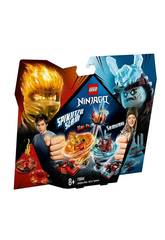Lego Ninjago Spinjitzu Slam – Kai vs. Eis-Samurai 70684
