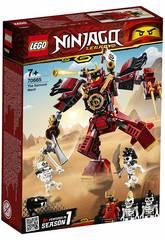 Lego Ninjago Robô Samurai 70665