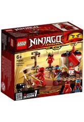 Lego Ninjago Addestramento al monastero 70680