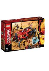 Lego Ninjago Catana 4x4 70675