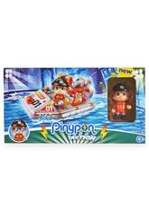 Pinypon Action Rettungsboot Mit Figuren Famosa 700015050
