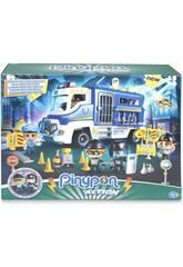 Pinypon Action Fourgon d'Opérations Spéciales Famosa 700014784