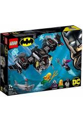 Lego Super Heroes Batman im Bat-U-Boot 76116
