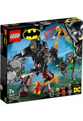 Lego Super Heroes Robot de Batman vs Robot Poison Ivy 76117