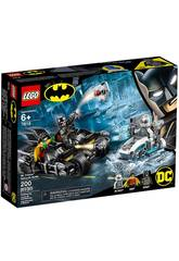 Lego Super Heroes Batcycle-Duell mit Mr. Freeze 76118