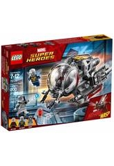Lego Super Heroes Explorateurs de Quantum Realm 76109