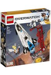 Lego Overwatch Osservatorio Gibraltar 75975