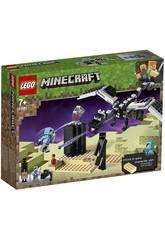 Lego Minecraft La battaglia dell'End 21151