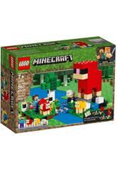 Lego Minecraft La Granja de Lana 21153