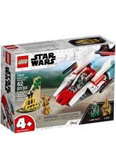 Lego Star Wars Chasseur Stellaire Rebelle A-Wing 75247
