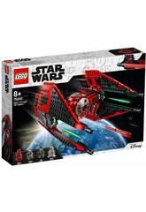 Lego Star Wars Chasseur TIE du Major Vonreg 75240