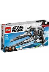 Lego Star Wars Interceptor TIE Black Ace 75242