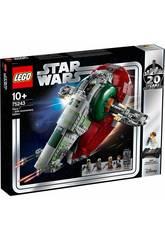 Lego Star Wars Esclavo I Edición 20 Aniversario 75243