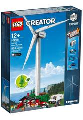 Lego Creator Expert Turbina eolica Vestas 10268