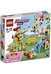 Lego Les Supernenas Duel dans le Parc de Burbuja 41287