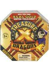 Treasure X Dragons Gold Chasseurs Famosa 700015108