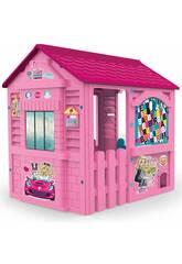 Barbie-Kinderhäuschen