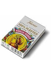 Jeu de cartes Espagnol 50 Cartes en Plastique Fournier 35182