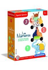 J'apprends Les Numéros en Jouant de Clementoni 55303