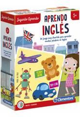 Jugando Aprendo Inglés Clementoni 55311