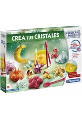 Erschaffe Deine Kristalle Clementoni 55288