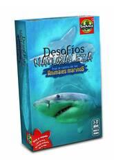Bioviva Herausforderungen der Natur Meerestiere Asmodee DES01ES
