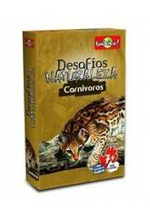 Bioviva Défis de la Nature Animaux Carnivores Asmodee DES02ES