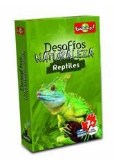 Bioviva Desafíos de la Naturaleza Animales Carnívoros Reptiles DES03ES