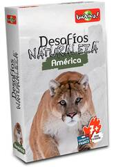 Bioviva Défis de la Nature Amérique Asmodee DES08ES