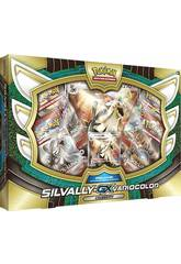 Pokemon Company International Pokemon Set di Carte Caja Silvally-GX Variocolor Asmodee POGX1706