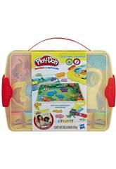 Playdoh Valigetta Esplora Animali e Veicoli Hasbro E1955
