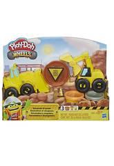 Play-Doh Excavadora y Cargadora Hasbro E4294EU4