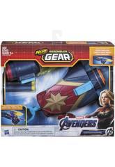 Avengers Nerf Assembler Gear Montez et Lancez Hasbro E3355