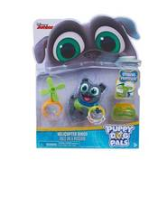 Bingo & Rolly Figura Light Up Pals On a Mission Giochi Preziosi PUY05000