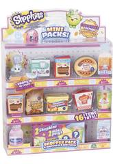 Shopkins Série 10 Shopper Pack Giochi Preciosi HPKD9011
