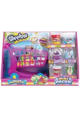Shopkins Série 10 Chariot de Supermarché Giochi Preziosi HPKD1001